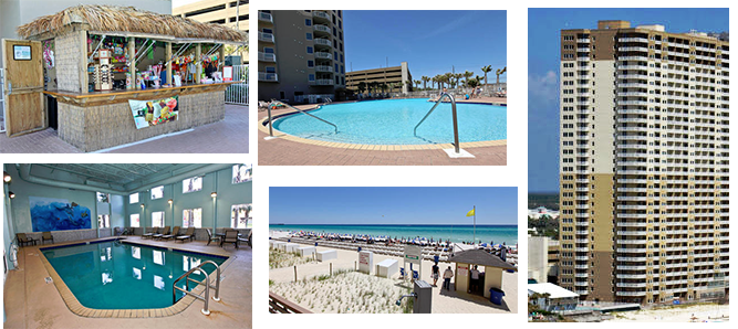 Sunrise Beach Resort Panama City Beach Vrbo